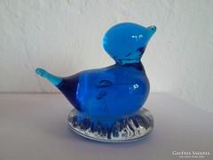 Kék Üveg Madár