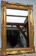 Antik nagy méretű 150 éves laparanyozott hibátlan Biedermeie