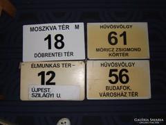Villamos táblák