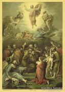 """Raffaello után : """"Krisztus megdicsőülése"""""""