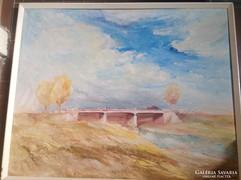 Tóth Sándor festmény