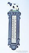 Festett öntöttvas hőmérő