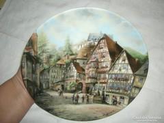 Bradex fali tányér dísztányér