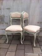 Álomszép francia szék párban