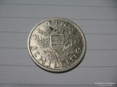 Ausztria Ezüst 1 Schilling 1925