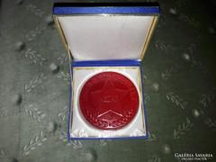 MSZMP zsolnay ökörmázas kitüntetés