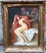Szánthó Mária eredeti festménye !