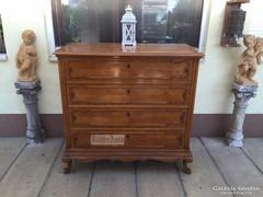 Antik bútor, Neóbarokk komód.