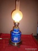 S39 Porcelán asztali lámpa
