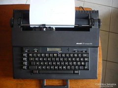 Olivetti ET Compact 60 villanyirógép
