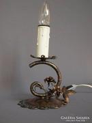 """Dekoratív """"Rózsás"""" asztali lámpa, éjjeli lámpa"""