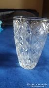 Régi kristály váza