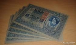 1000 korona 1902.