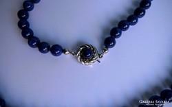 Lápisz lazulit köves nyaklánc