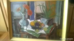 Paróczi Ágnes képcsarnokos festmény