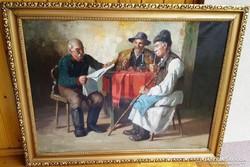 Horváth G.Andor festmény!
