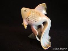 1 oszt. Hollóházi porcelán hal