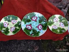 Körmöcbányai tányér gyűjtemény (7db) eladósorba került.