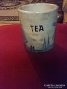 Antik zsolnay pohár