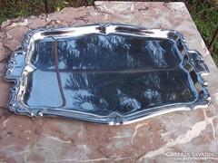 Tálca szép forma, nagy méret 50x35 cm