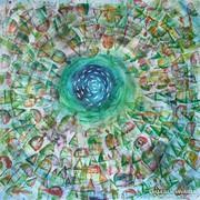 Agócs Írisz: Csodák kútja (eredeti festmény)