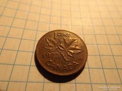 1 Cent Kanada 1977 !!