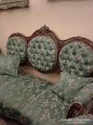 Barokk garnitúra, kanapé és kėt fotel