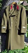 Katonatiszti kabát