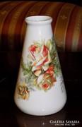 Zsolnay Virágos kis váza