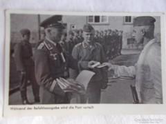 WW2,Német katona postas