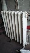 1 db Öntöttvas radiátor