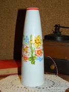 Régi Zsolnay virágcsokros váza.