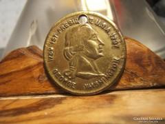 1789-1797 George Washington 1st President!