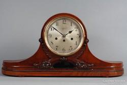 Schönwald Imre kandalló óra, zenélő szerkezettel