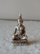 925-ös ezüst Buddha medál