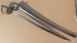 1904M lovassági legénységi szablya kard Zelinka