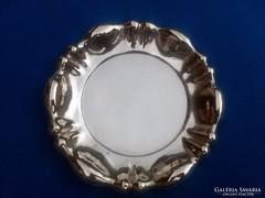 Antik ezüst hamutálca