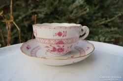 Herendi antik Waldstein csésze és alj