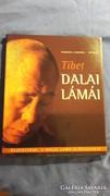 Képeskönyv: Tibet Dalai Lámái