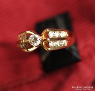 1 carat Diamond 14K.Gyuru