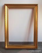 Modern arany színű képkeret
