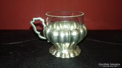 Ezüst hólyagos csésze