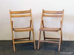 0K116 Összecsukható szék pár