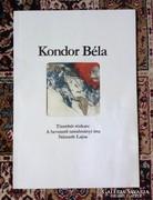 Kondor Béla - 17 rézkarc mappa / album