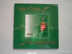 1995 Forgalmi sor PP!!! (Tükörveret) Az egyik legritkább.