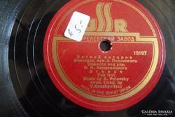 78 - AS RPM GRAMOFONLEMEZ JAZZ SHELLACK