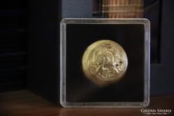 A világ legelső érméje Jézus arcképével