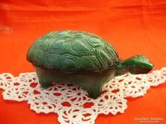 Nagyon ritka teknős alakú bonbonier