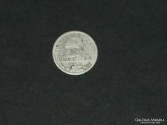 1868-as 10. krajcáros K.B verde jeles