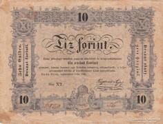 KOSSUTH-  bankó  Tíz forint !!! GYŰJTEMÉNYBŐL !!